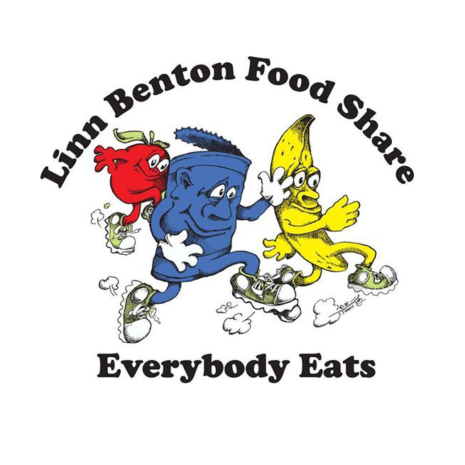 Linn Benton Food Share - Everybody Eats